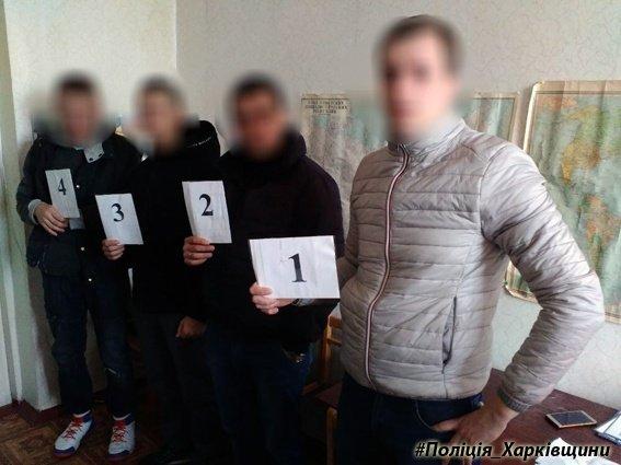 Гражданин, устроивший стрельбу наХарьковщине, задержан,— Нацполиция