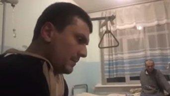 Комментарий Адама Осмаева по поводу покушения. Видео