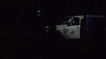 Новое видео с места расстрела Окуевой. Видео