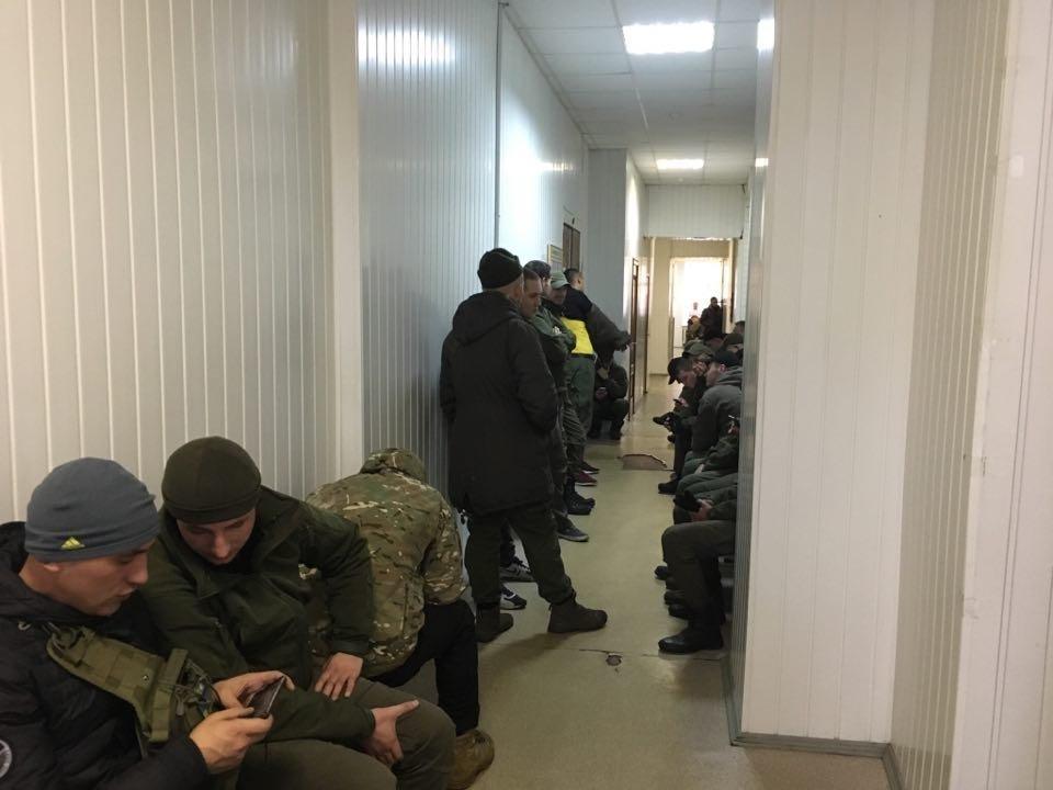 ВСоломенском суде неподтвердили информацию о«подвозе» Авакова