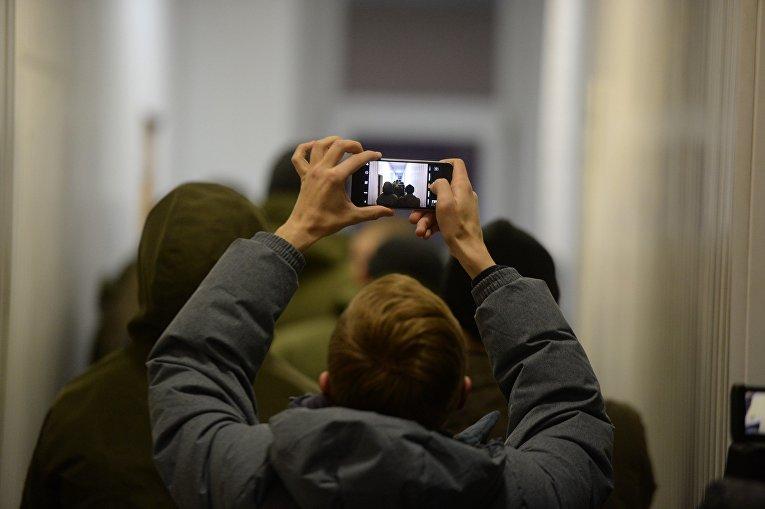 Ситуация в Соломенском суде г. Киева
