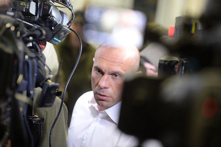 Ситуация в Соломенском суде г. Киева. Илья Кива