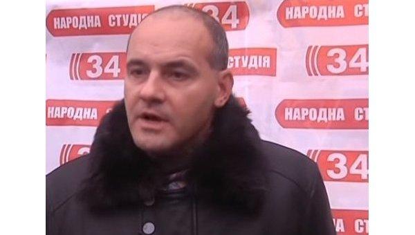 Кандидат исторических наук Максим Кавун