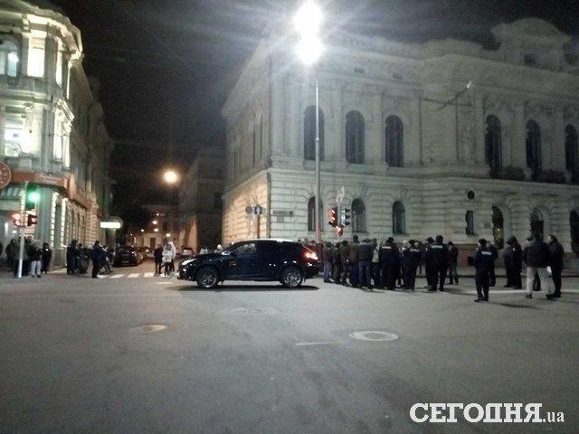ВЛозовой шофёр сбил четырех человек