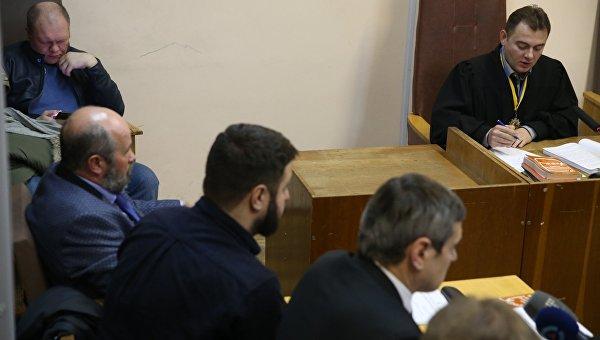 Суд по делу сына Авакова. Архивное фото