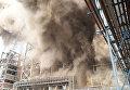 В Индии произошел взрыв на электростанции