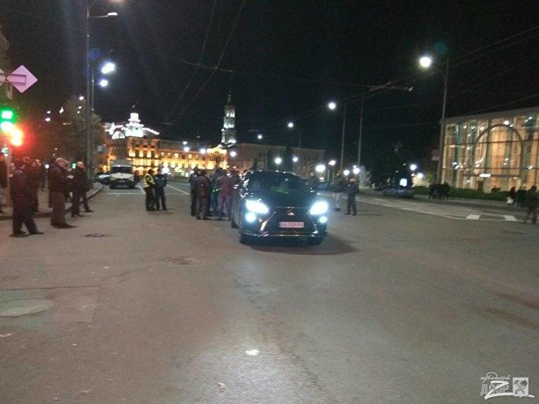 НаХарьковщине шофёр ВАЗа сбил четырех пешеходов, втом числе 2-х детей