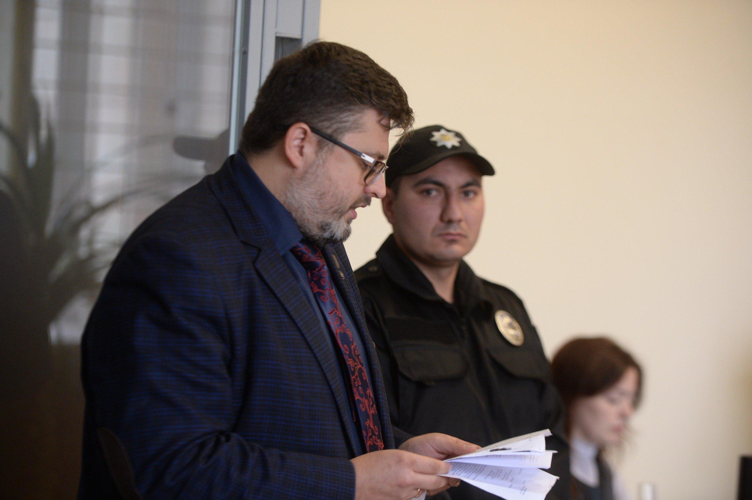Арест Василия Муравицкого продлен до1января