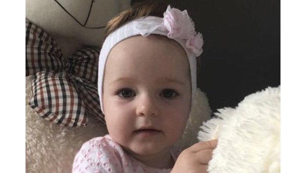 ВКиеве пропала двухлетняя девочка