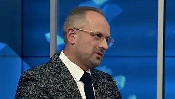 Роман Безсмертный о разрыве дипотношений с РФ. Видео