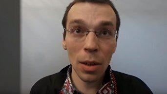 Муравицкий расказал, какую кличку дали ему сокамернику