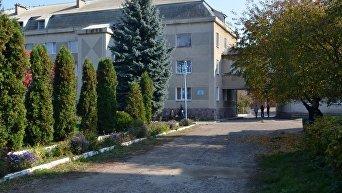 Детский интернат в Ивано-Франковской области. Архивное фото