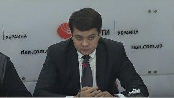 Несмотря на конфликт, Порошенко и Аваков будут договариваться — Разумков