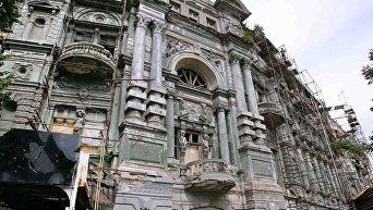 Памятник архитектуры Одессы Доходный дом А.П. Руссова