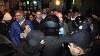 Облава на призывников во Львове