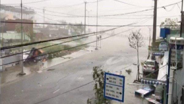 Во Вьетнаме из-за тайфуна Дамри погибли не менее 19 человек