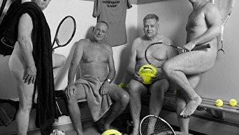 Скандальный спортивный календарь