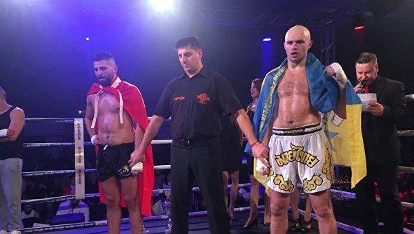 Боец из Мариуполя стал чемпионом мира по кикбоксингу