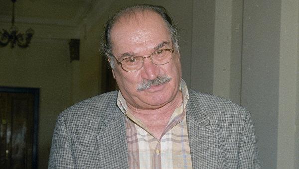 Грузинский писатель Джансуг Чарквиани