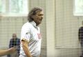 Эмир Кустурица сыграл в футбол в России. Видео