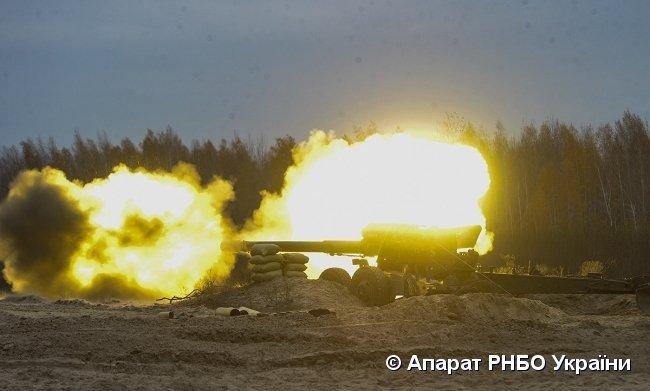 Украина начнет серийное производство снарядов имин