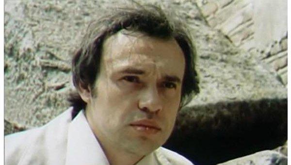 Актер Тарас Денисенко. Архивное фото