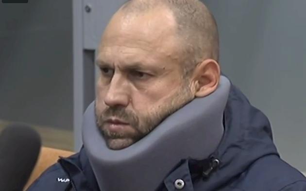 Второй подозреваемый в совершении масштабного ДТП в центре Харькова Геннадий Дронов