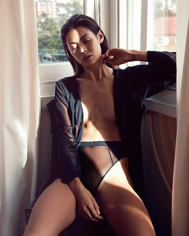 Горячая 20-летняя австралийская модель Эйлин Кэссиди свела с ума миллионы