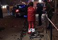 В Киеве водитель такси Uber спровоцировал масштабную аварию