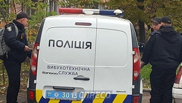 Работы полиции. Архивное фото