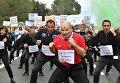 Протест уэльсских сотрудников дерматологической исследовательской и девелоперской компании Galderma, дочерней компании Nestle Group