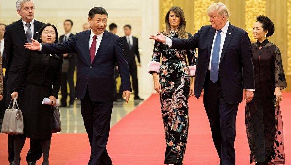 «Ядерный чемоданчик» Трампа стал предпосылкой потасовки в КНР