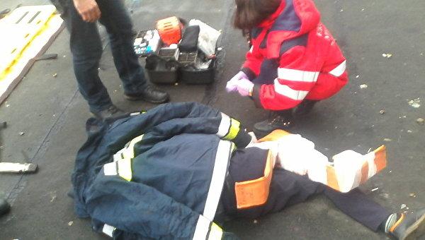 ВСелидово ребенок  выжил после падения сседьмого этажа