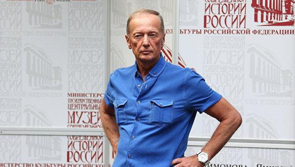 Празднование 80-летнего юбилея поэта Евгения Евтушенко