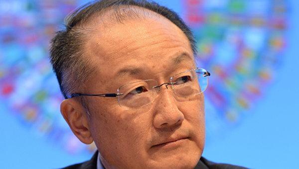 Президент Всемирного банка Джим Ён Ким