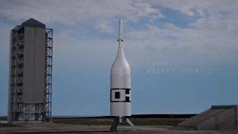 NASA показало, как будет запускать корабль на Луну и Марс