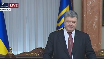 Порошенко: В Украине еще никогда не было по-настоящему независимого суда