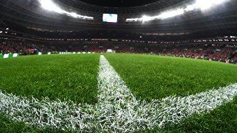 Футбольный стадион. Архивное фото