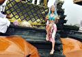 Одесситка Валерия Лукьянова, которая прославилась схожестью с куклой Барби