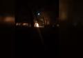 Подрыв авто с полицейскими под Днепром: появилось видео.