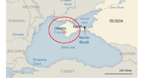 7e16f09f news.liga.net Американская газета изобразила Крым