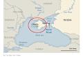 Крым на карте Украины, которая была размещена в New York Times
