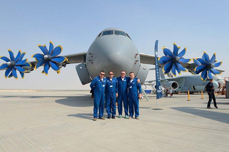 Международный авиасалон Dubai Air Show