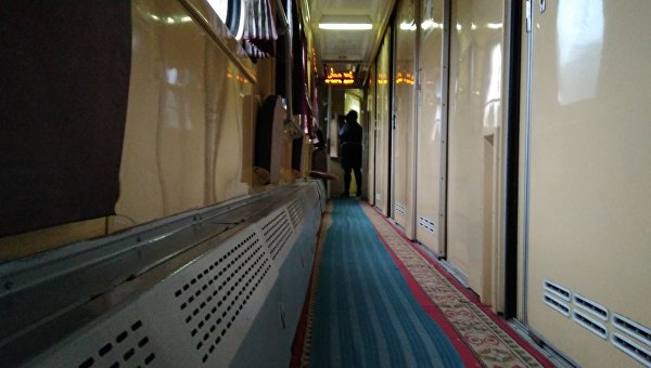 «Укрзализныця» заменила вонючий вагон поезда «Мариуполь— Киев»