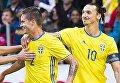 Игроки сборной Швеции по футболу