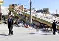 Число жертв мощного землетрясения на западе Ирана выросло до 445, еще около 7,1 тысячи человек были ранены. Разрушительное землетрясение магнитудой 7,2 произошло в воскресенье на границе Ирана и Ирака.