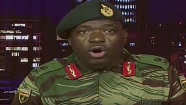 Военные Зимбабве заявили, что их действия не являются захватом власти