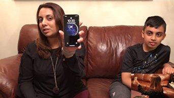 Видеофакт: 10-летний мальчик легко обошел защиту iPhone X