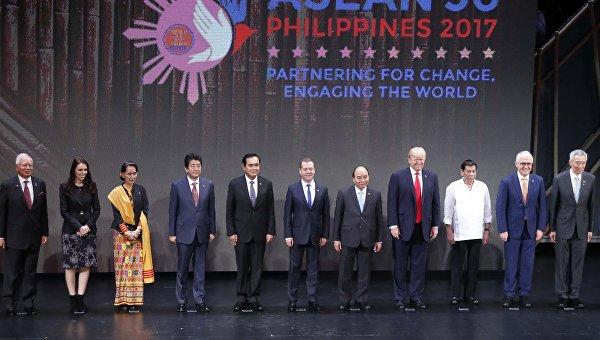 Саммит АСЕАН в Маниле
