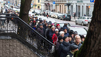 Рижане пришли попрощаться с Михаилом Задорновым